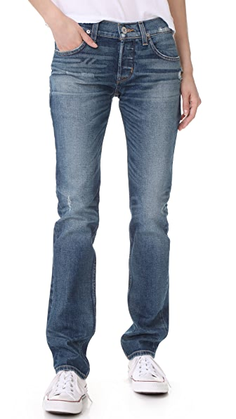 Hudson Gray Agender Jeans In Fortune