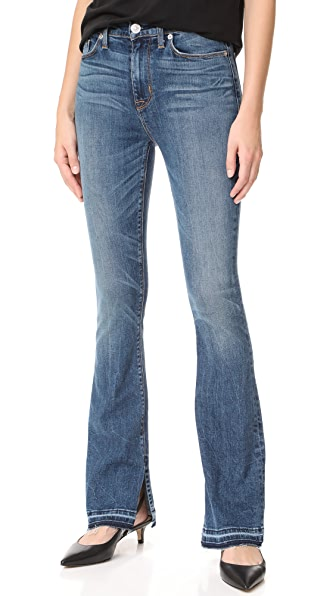 Hudson Heartbreaker High Rise Boot Cut Jeans at Shopbop
