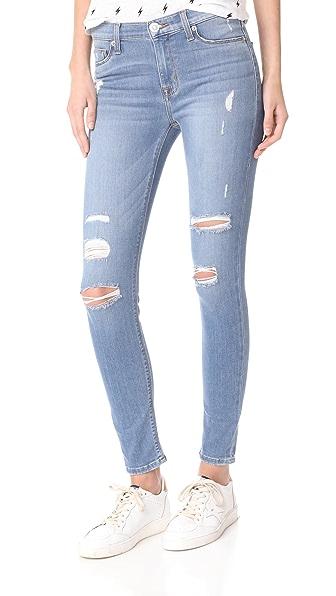 Hudson Nico Skinny Jeans at Shopbop