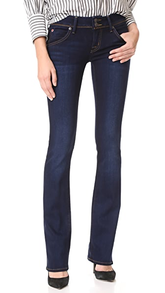 Hudson Beth Baby Boot Cut Jeans - Oracle