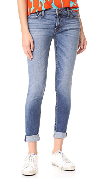Hudson Tally Contender Crop Jeans at Shopbop