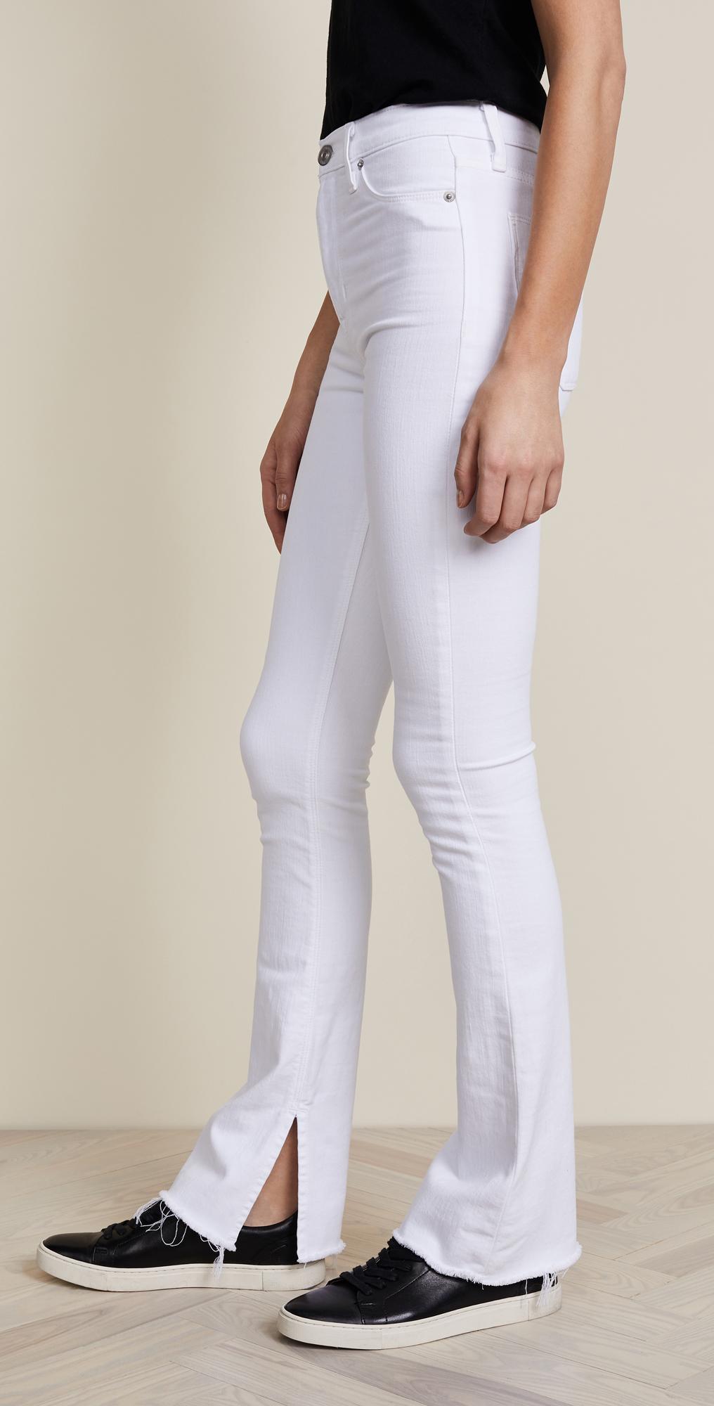 Hudson Jeans Womens Heartbreaker High Rise Bootcut