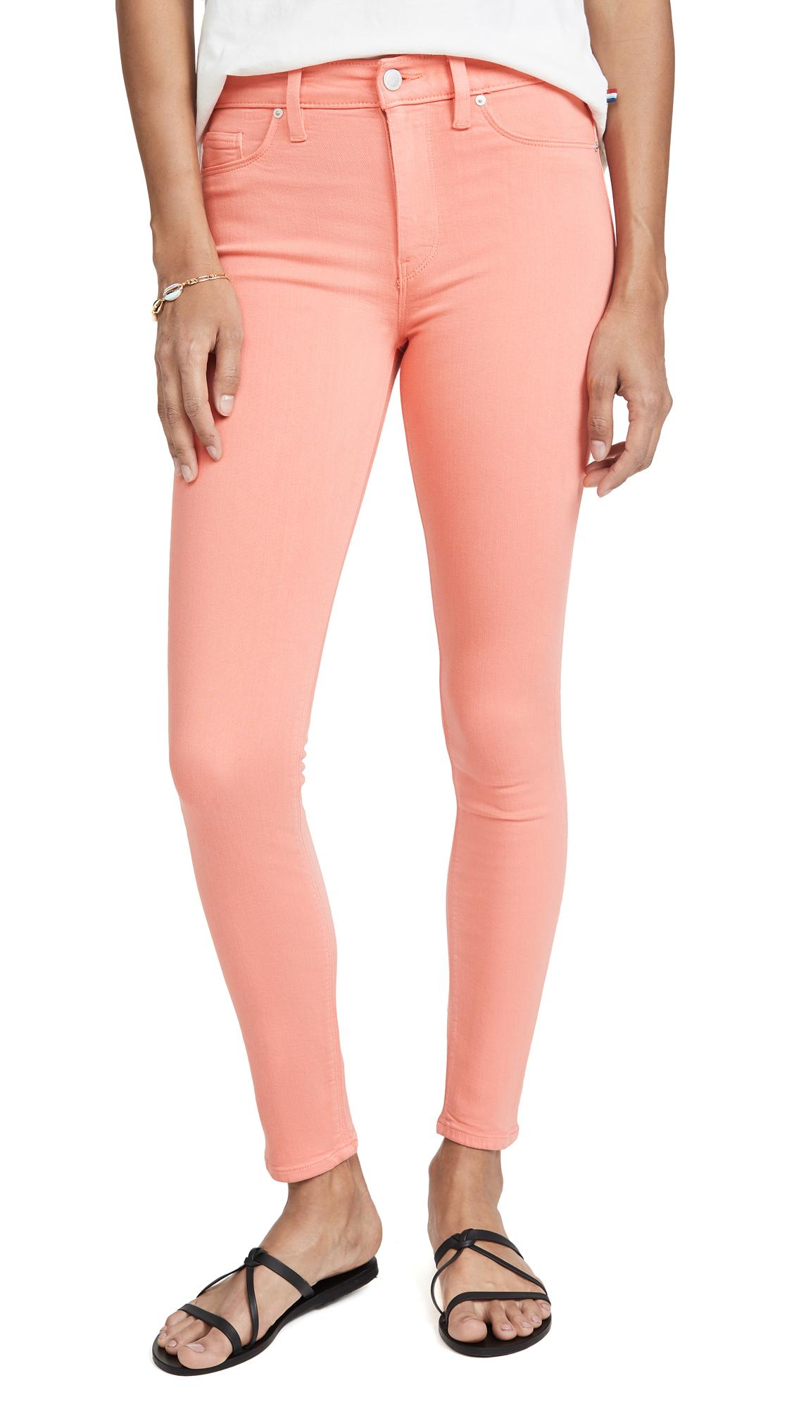 Buy Hudson online - photo of Hudson Barbara High Waist Super Skinny Jeans