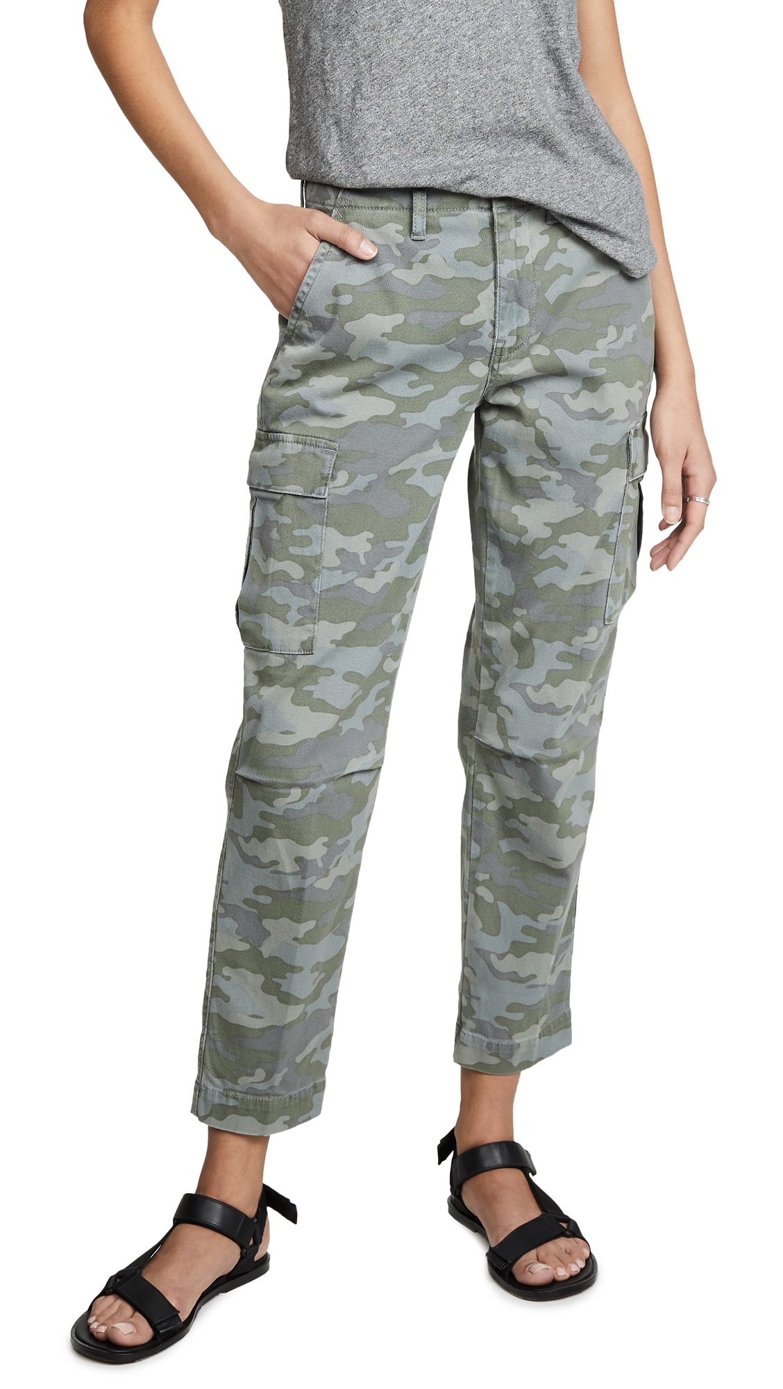 Hudson Jane Cargo Pants