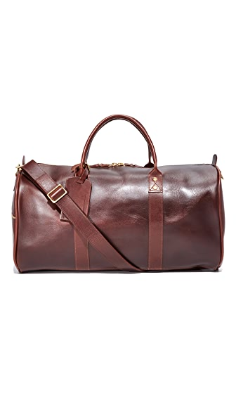 J.W. Hulme Co. Continental Duffel