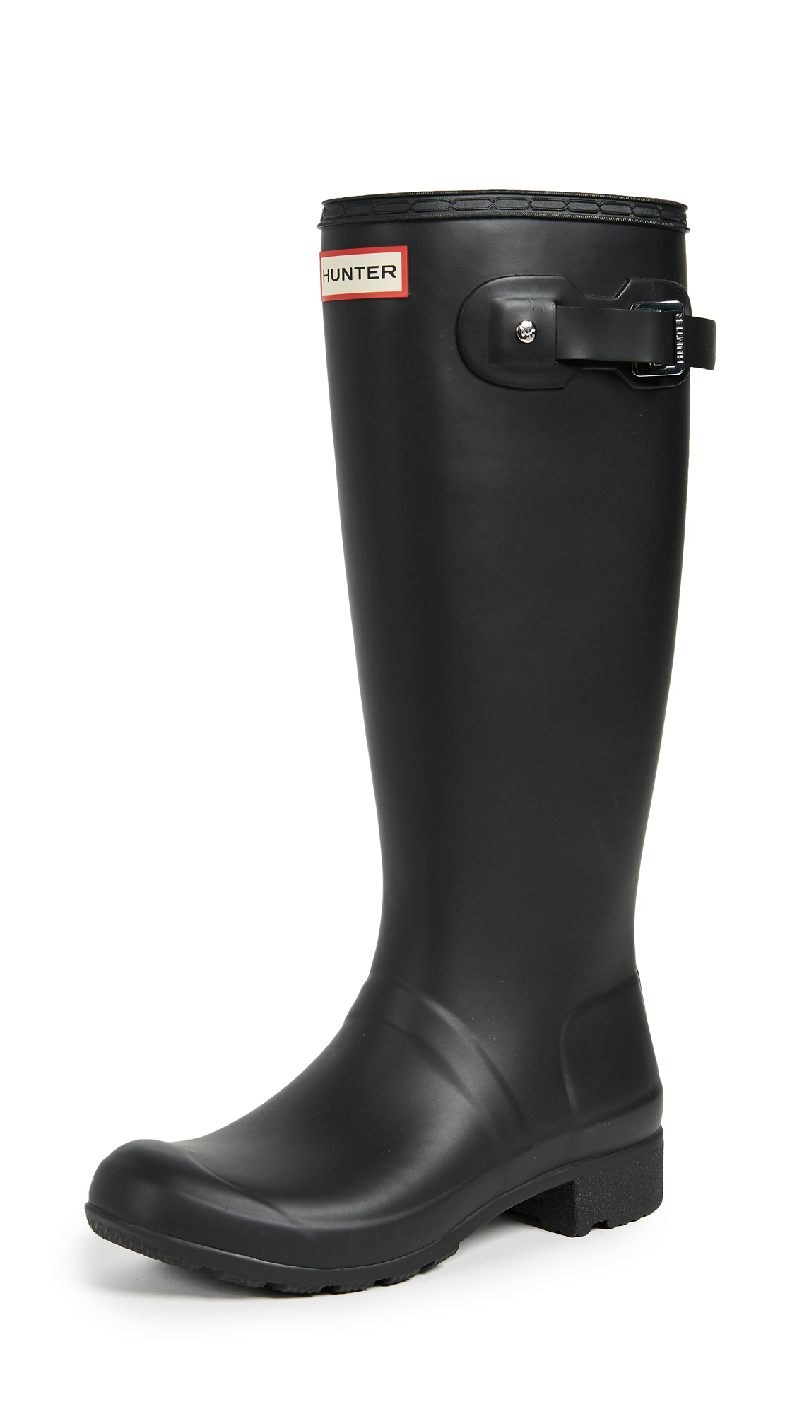 Hunter Boots Original Tour Boots - Black