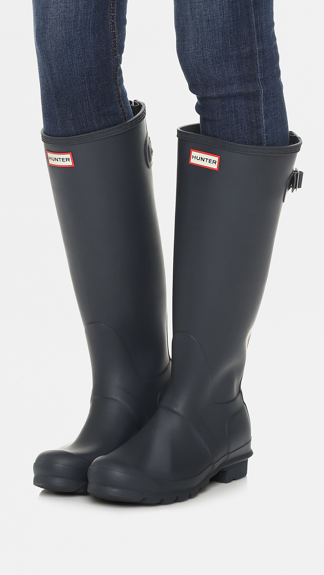 1a3126fb Hunter Boots Original Back Adjustable Boots | SHOPBOP
