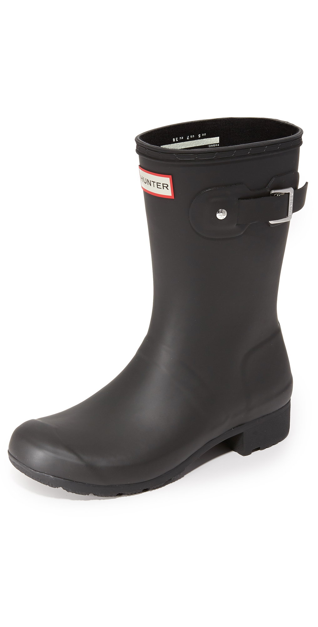 Original Tour Short Boots Hunter Boots