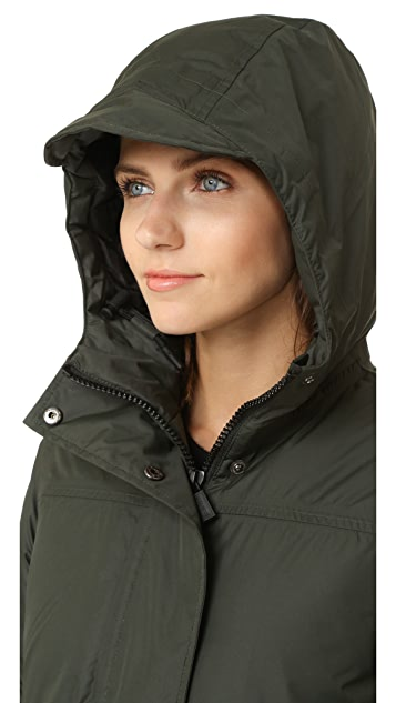 Hunter Boots Insulated Parka