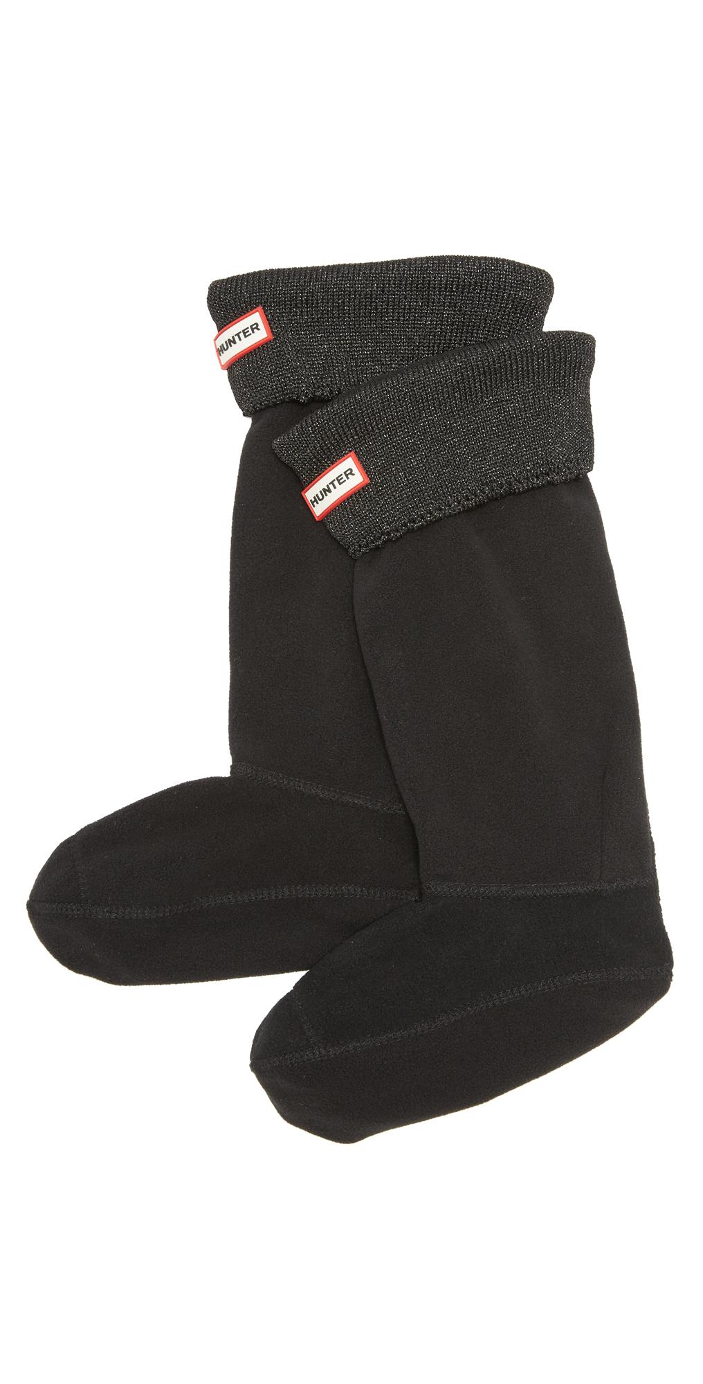 Glitter Cuff Boot Socks Hunter Boots