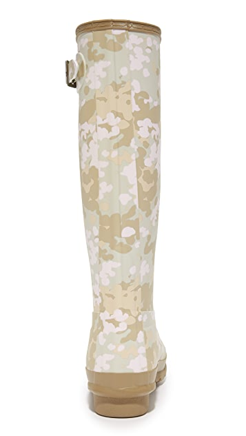 Hunter Boots Original Tall Camo Boots