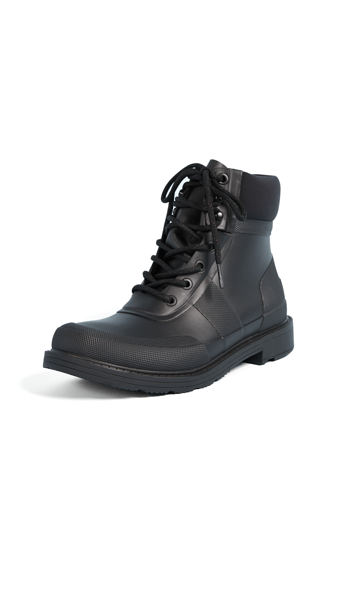 Hunter Boots Original Rubber Commando Boots