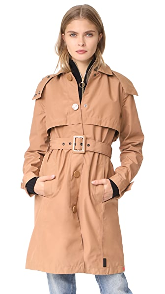 Hunter Boots Original Refined Trench Coat at Shopbop