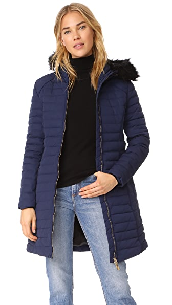 Hunter Boots Original Fitted Down Coat at Shopbop