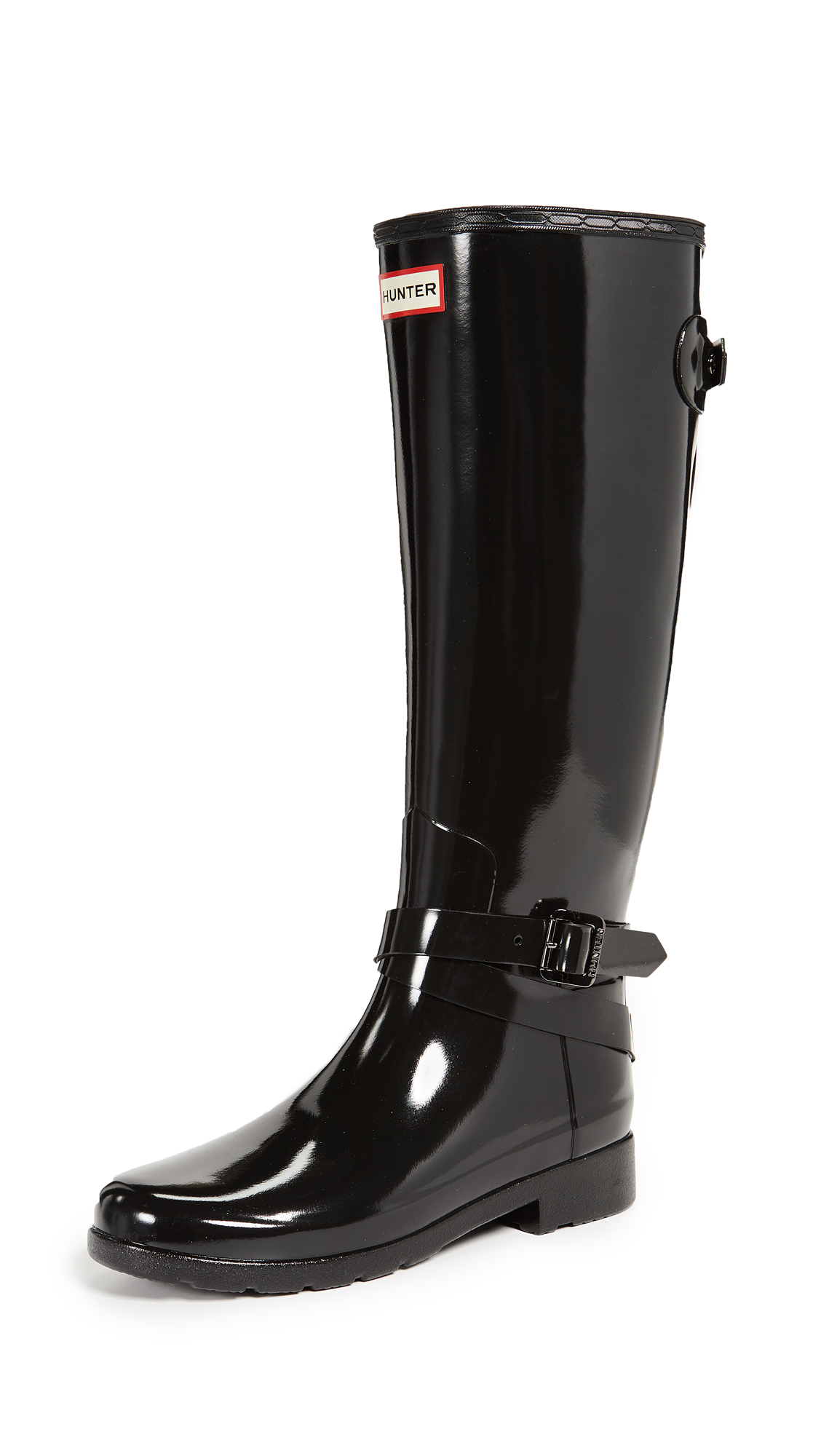 Hunter Boots Refined Back Adjustable Boots