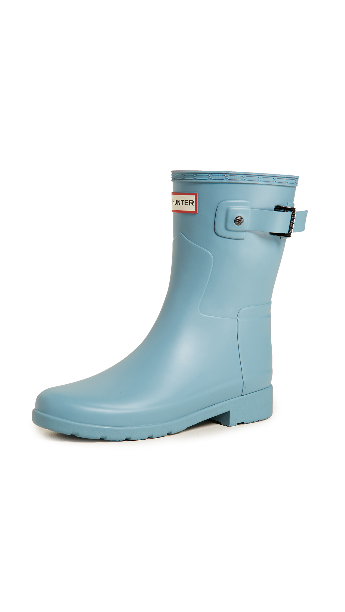 Hunter Boots Original Refined Short Boots - Soft Pine