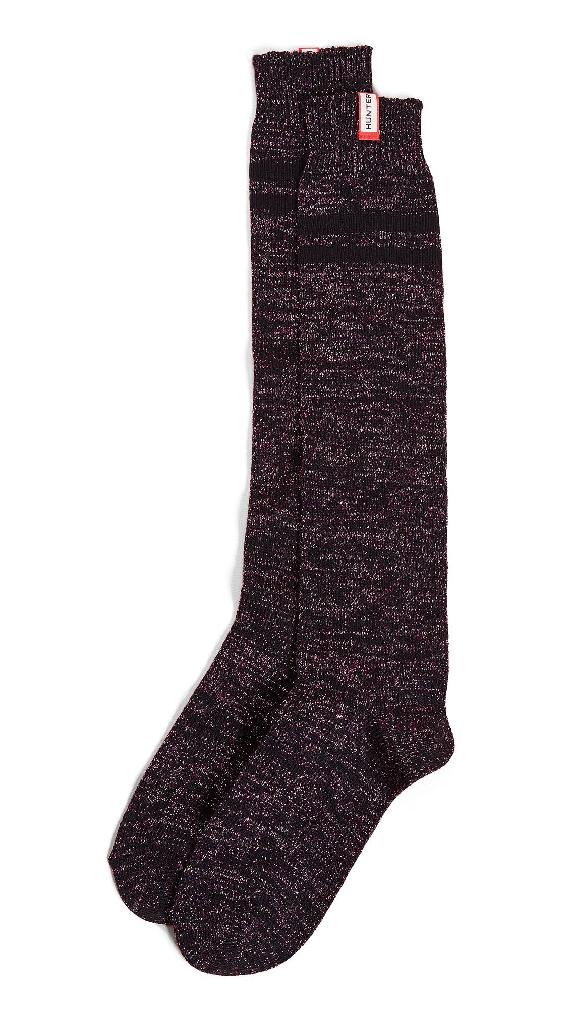 Hunter Boots Knitted Socks - Hyper Pink