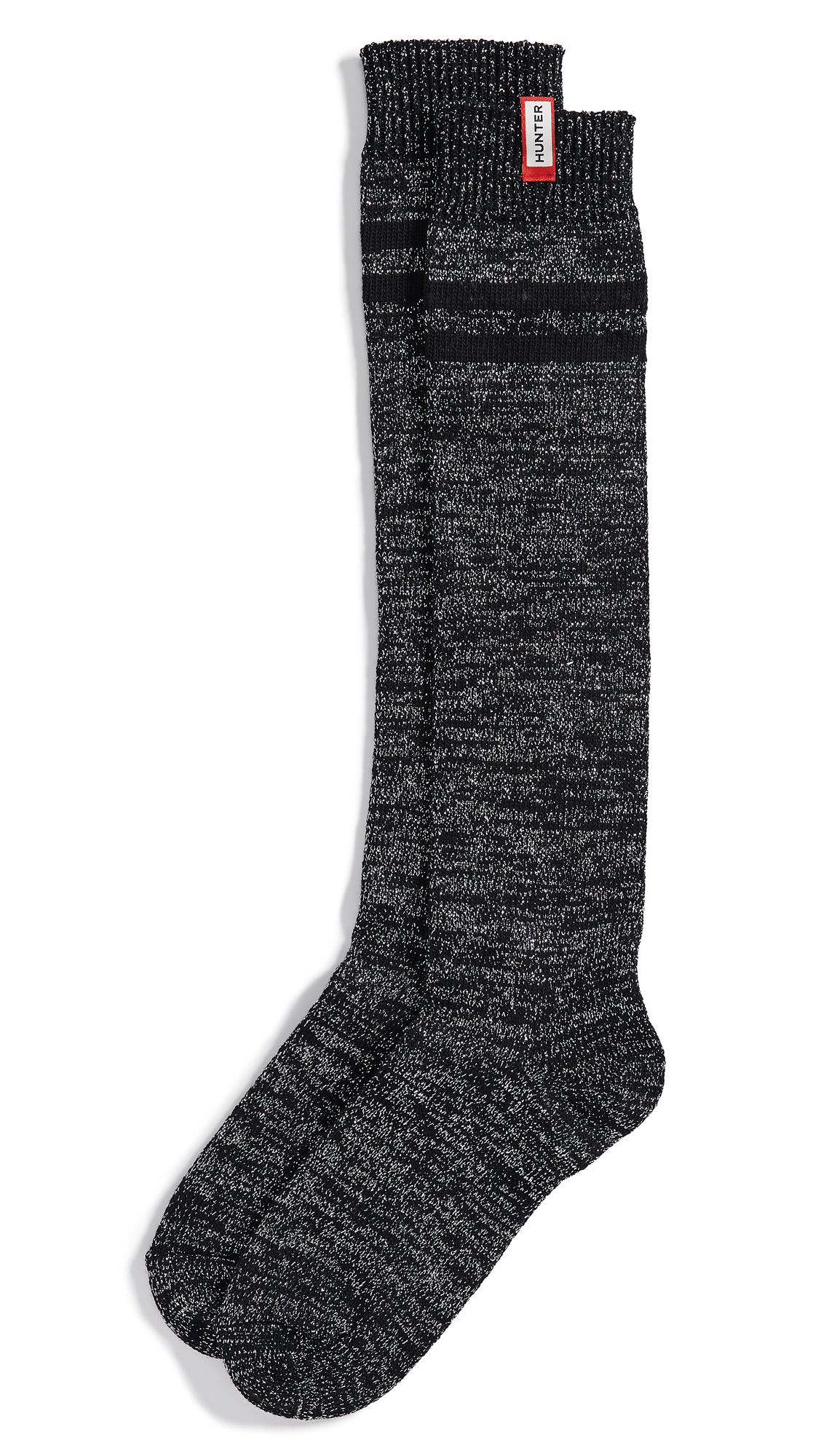 Hunter Boots Knitted Socks - Zinc