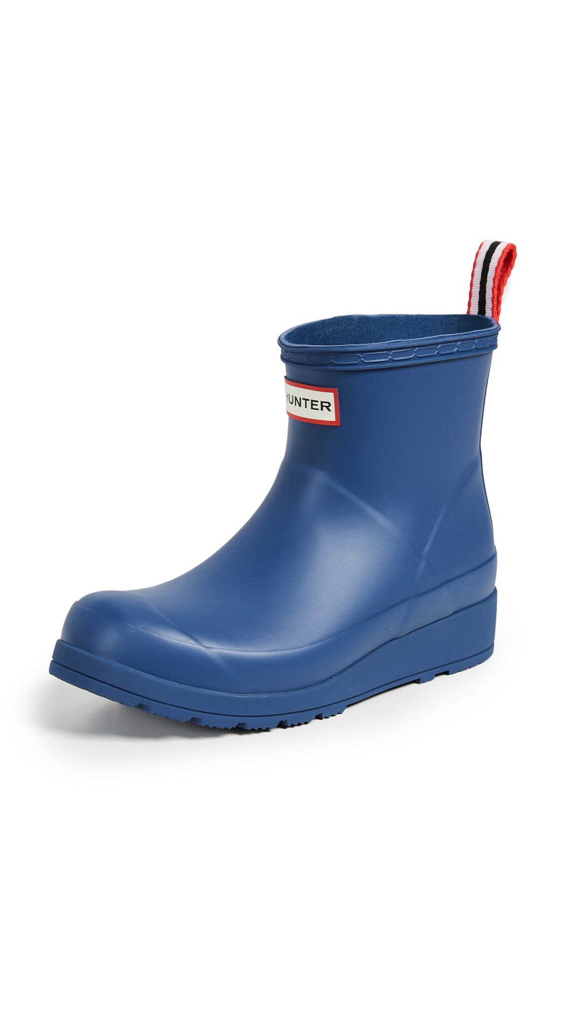 Hunter Boots Original Play Short Boots - Peak Blue