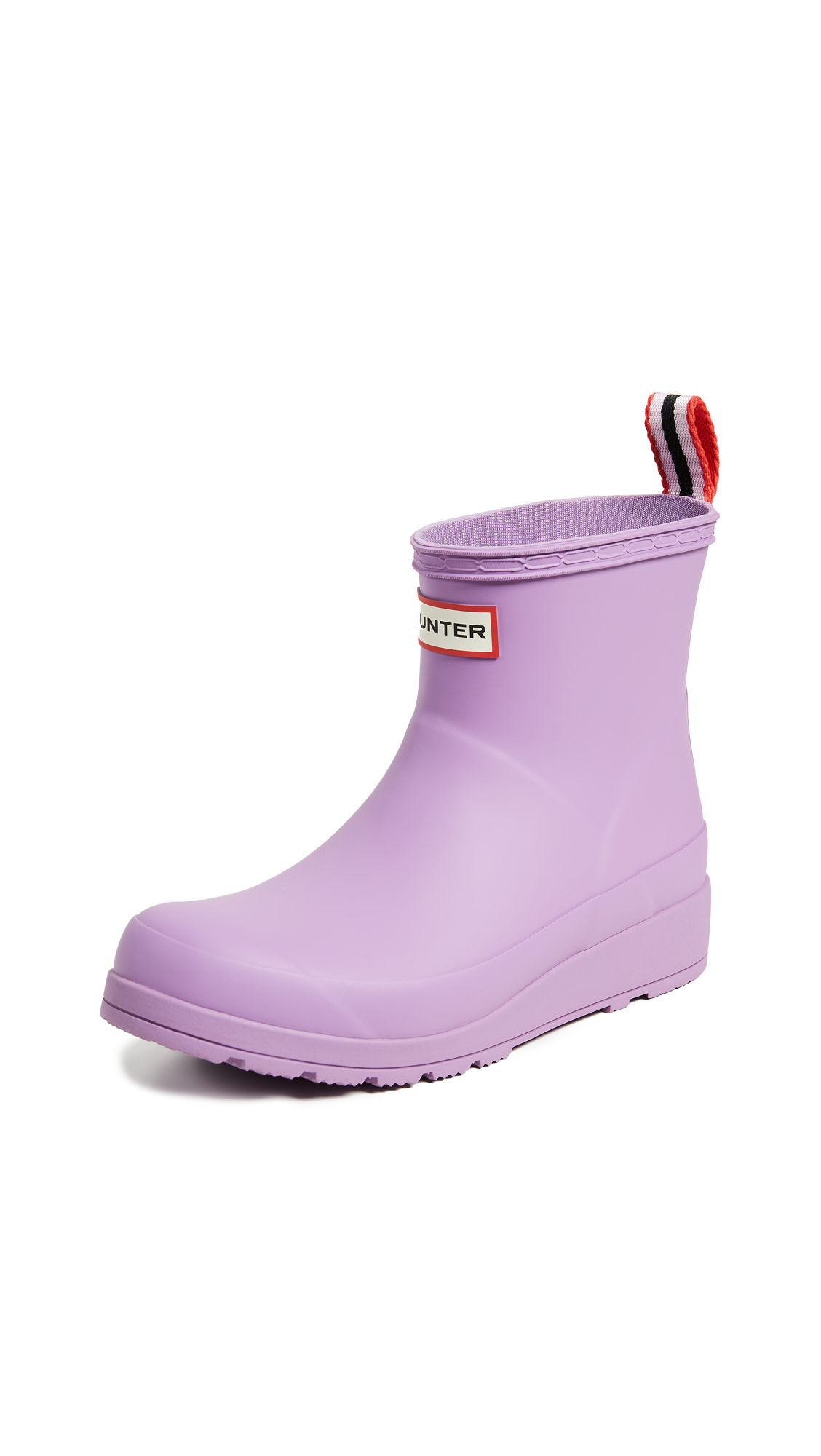 Hunter Boots Original Play Short Boots - Thistle
