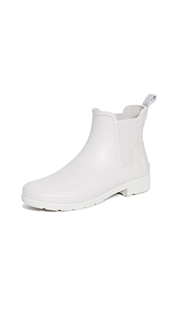 Hunter Boots Original Refined Matte Chelsea Boots