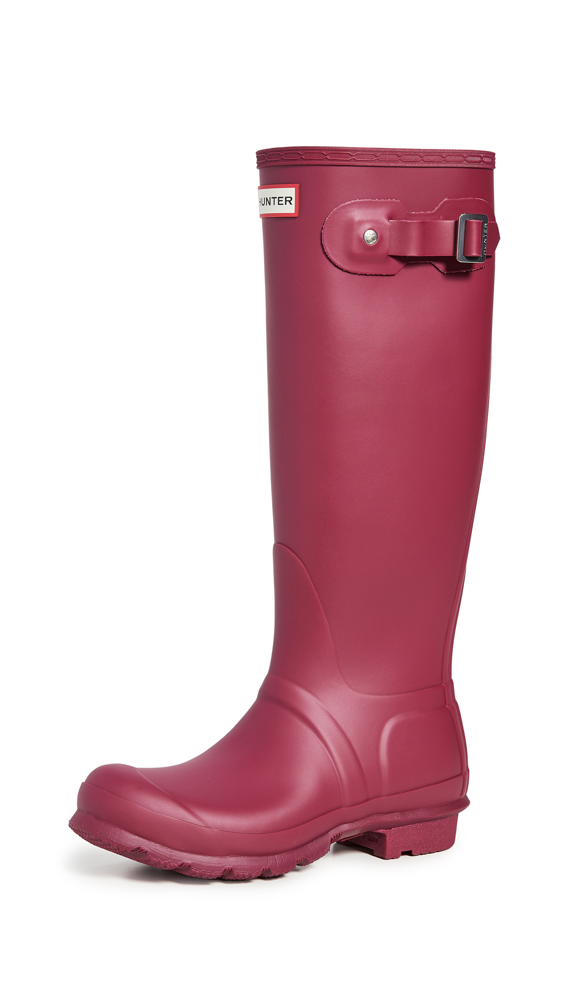 Hunter Boots Womens Original Tall Boots - 50% Off Sale