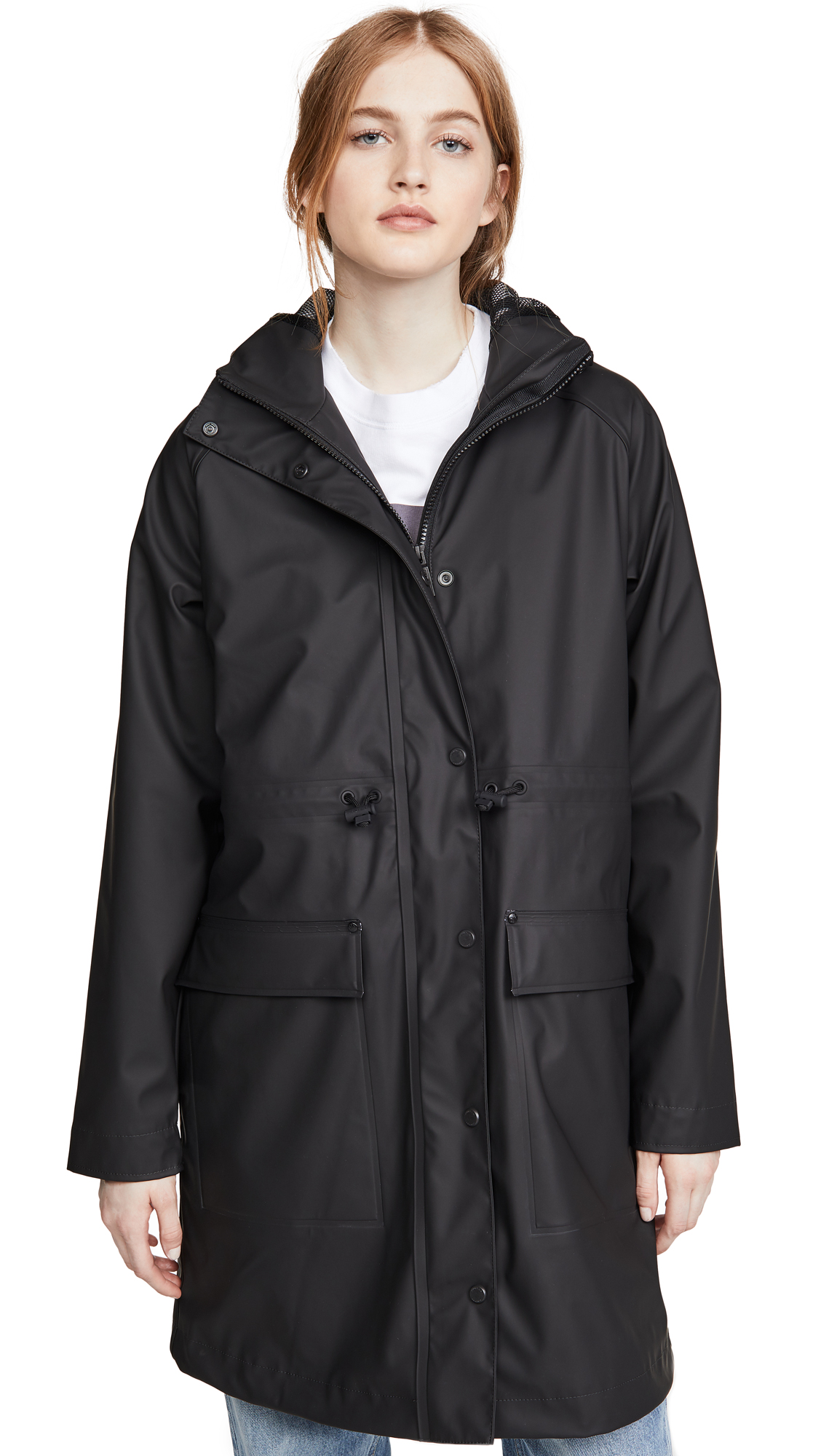 Buy Hunter Boots Lightweight Rubberized Parka online beautiful Hunter Boots Jackets, Coats, Trench Coats