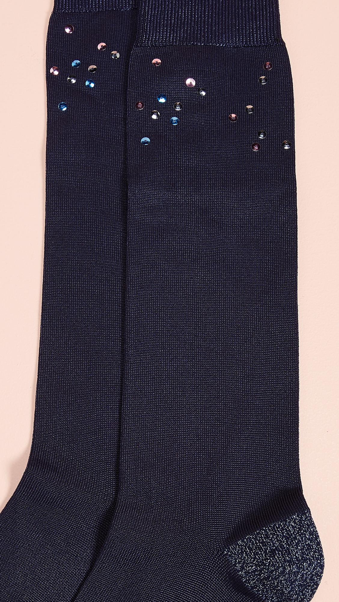 28a9cbf8d64 Hysteria Madda Knee High Socks