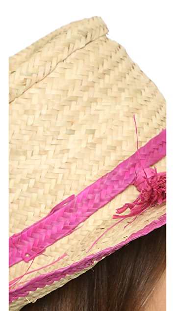 Indego Africa Woven Hat