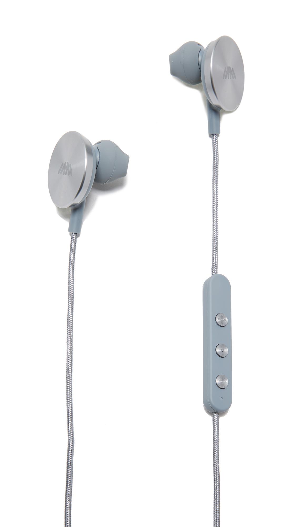 i.am+ Buttons Wireless Headphones - Grey