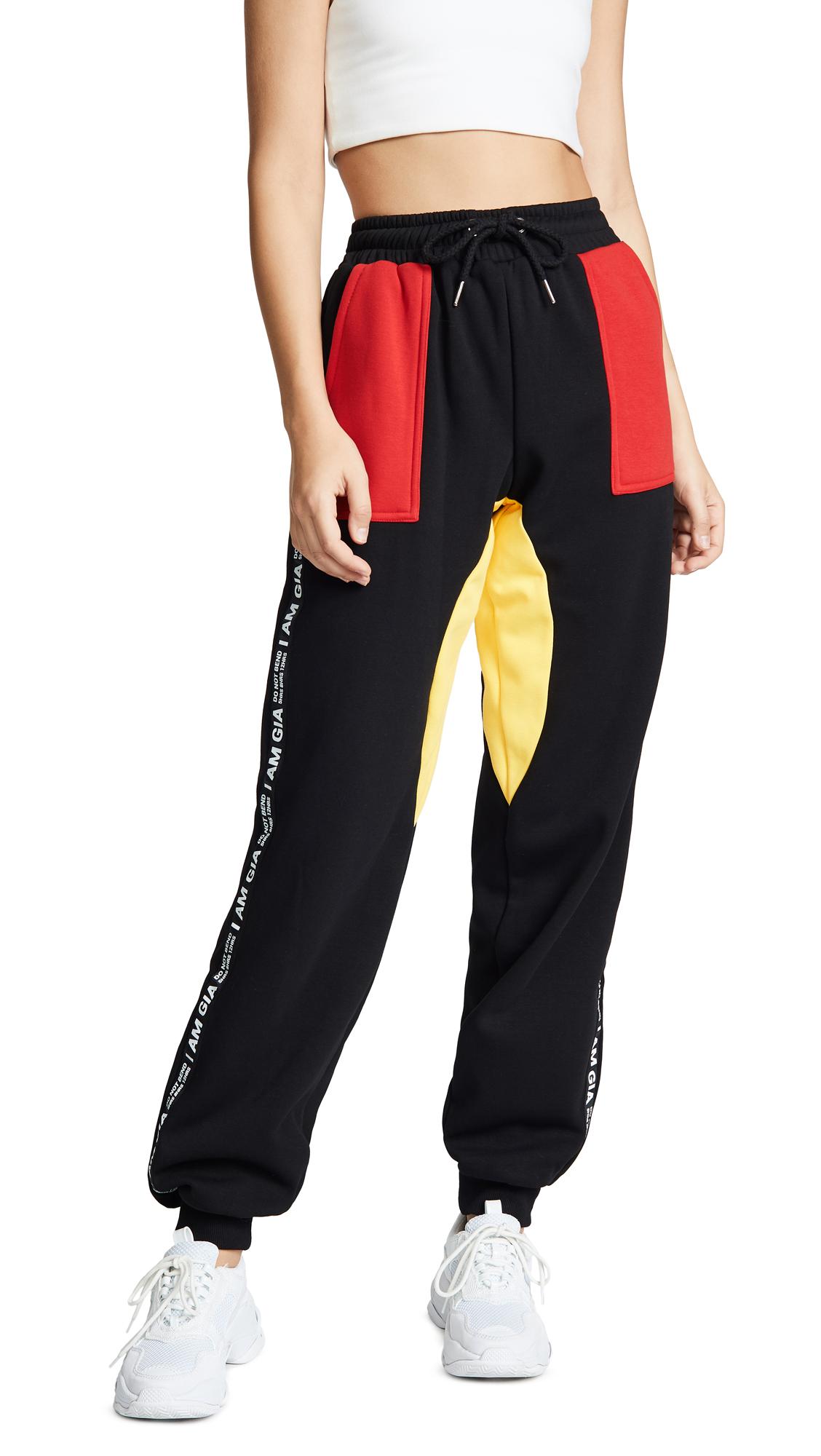 I.AM. GIA Blaster Pants In Black