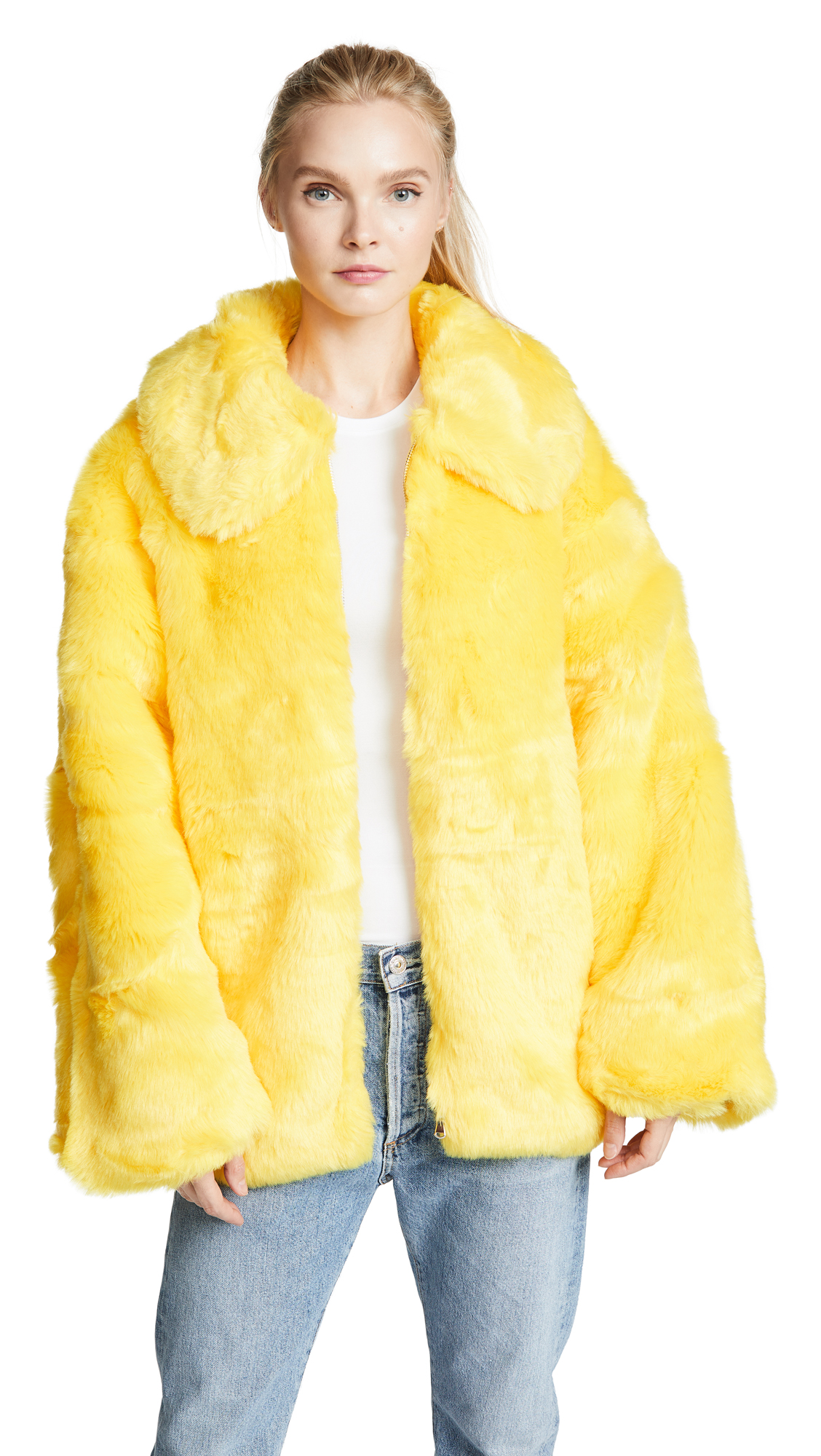 I.AM. GIA Capella Jacket In Yellow