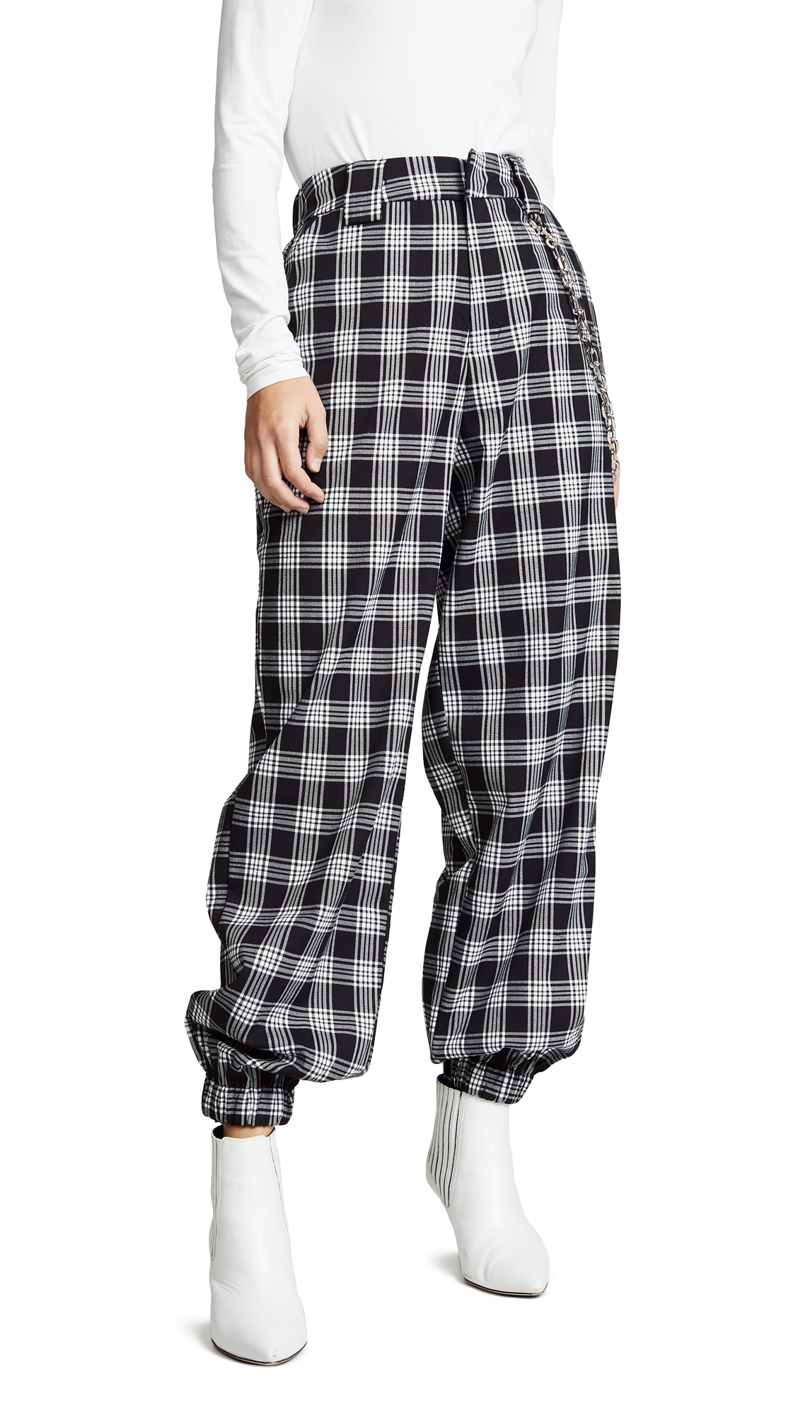 I.AM. GIA Cobain Pants In Check