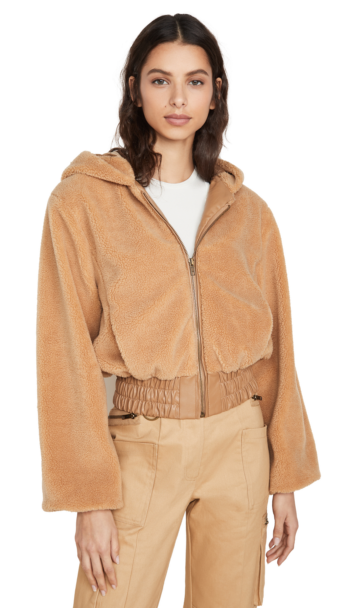 Buy I.AM.GIA online - photo of I.AM. GIA Teddy Jacket