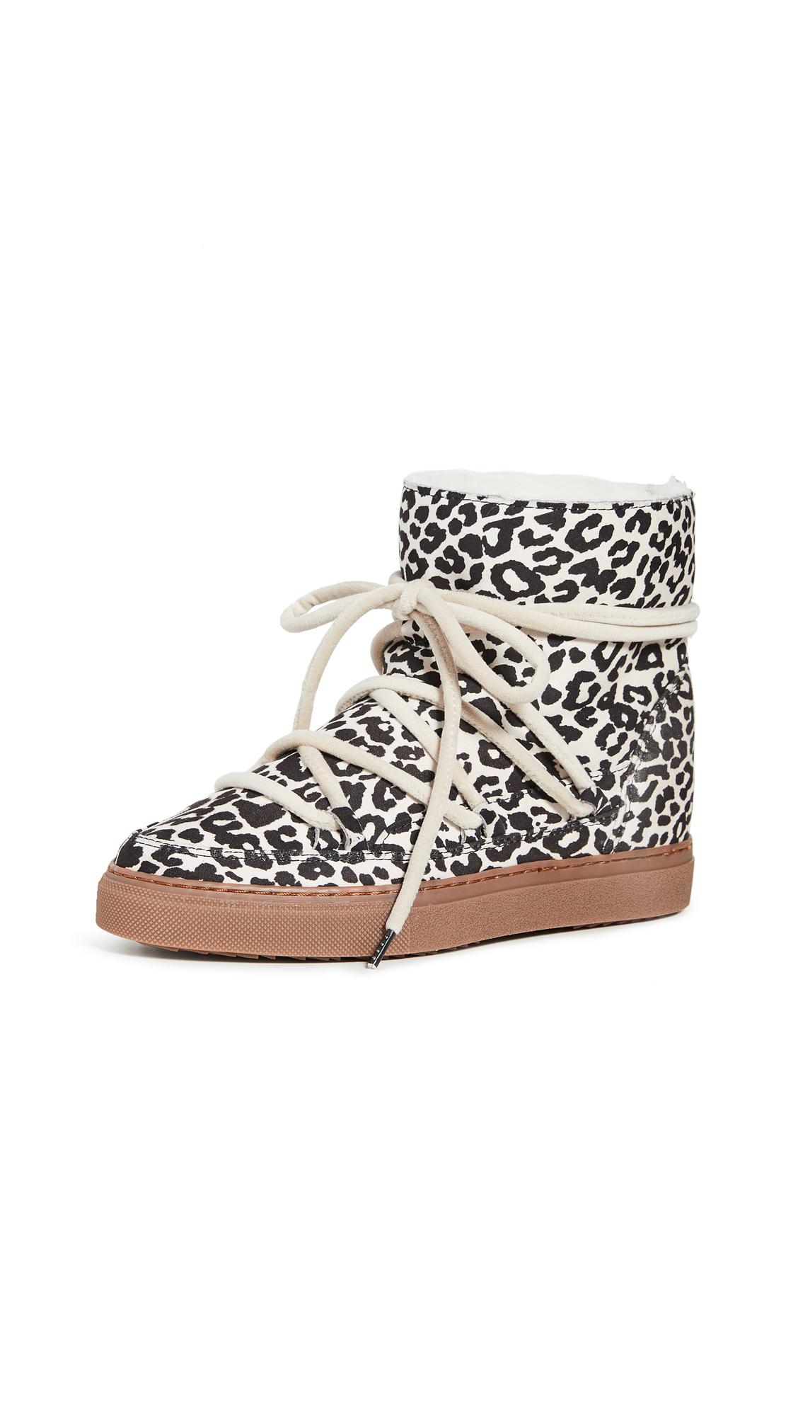 Buy Inuikii online - photo of Inuikii Leo Shearling Sneakers