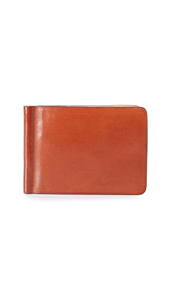 Il Bussetto Bifold Wallet with Clip