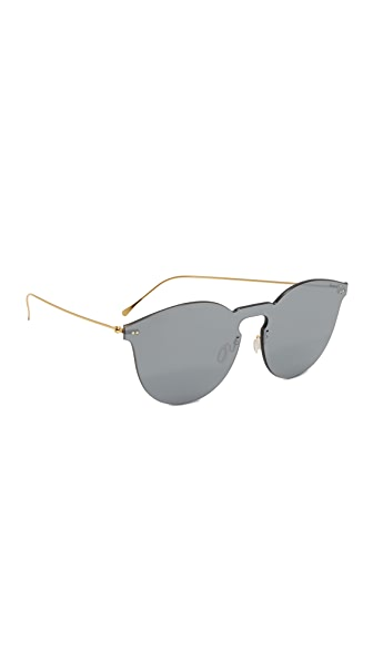 Illesteva Leonard II Mask Sunglasses at Shopbop