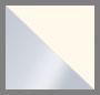 Cream Stripes/Silver