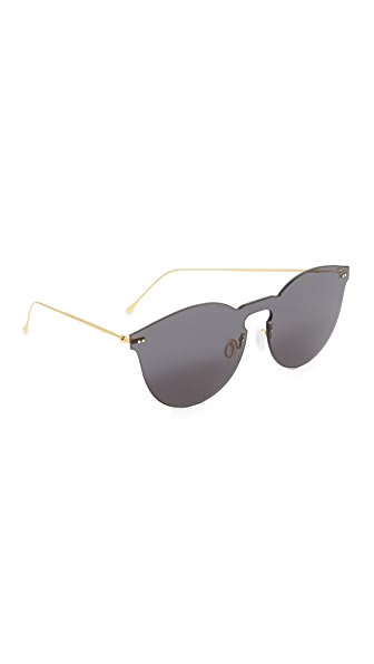Illesteva Leonard II Mask Sunglasses