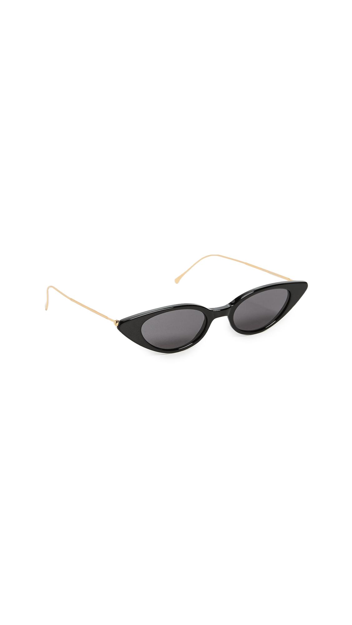 ILLESTEVA Marianne Sunglasses Black