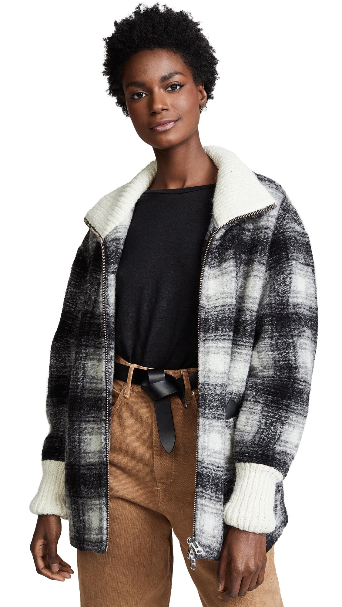 Isabel Marant Etoile Gimo Jacket - Anthracite