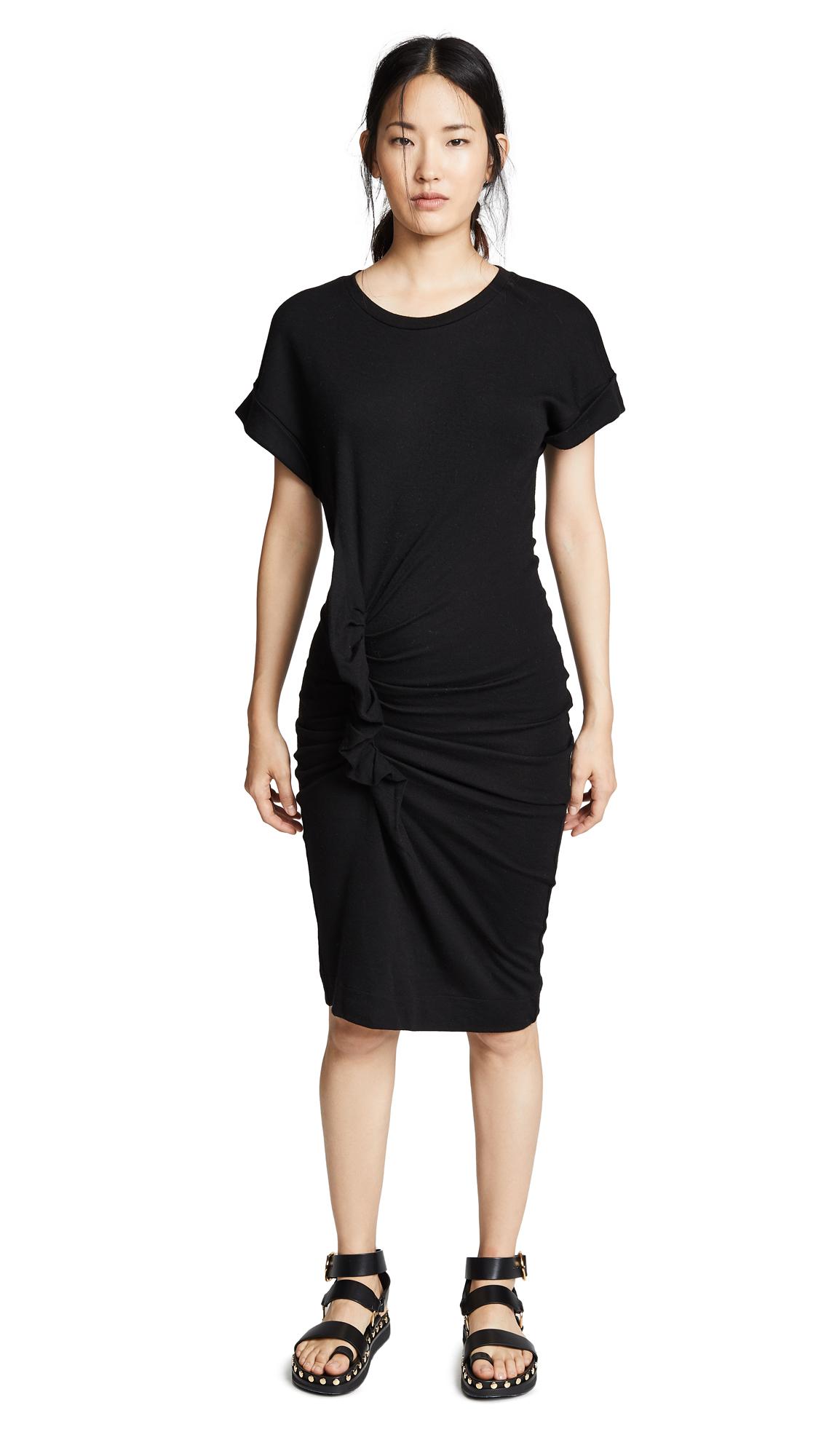 Isabel Marant Etoile Jisa Dress In Black