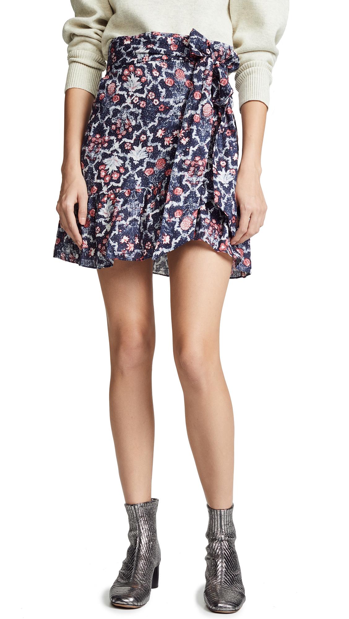 Isabel Marant Etoile Tempster Skirt - Midnight