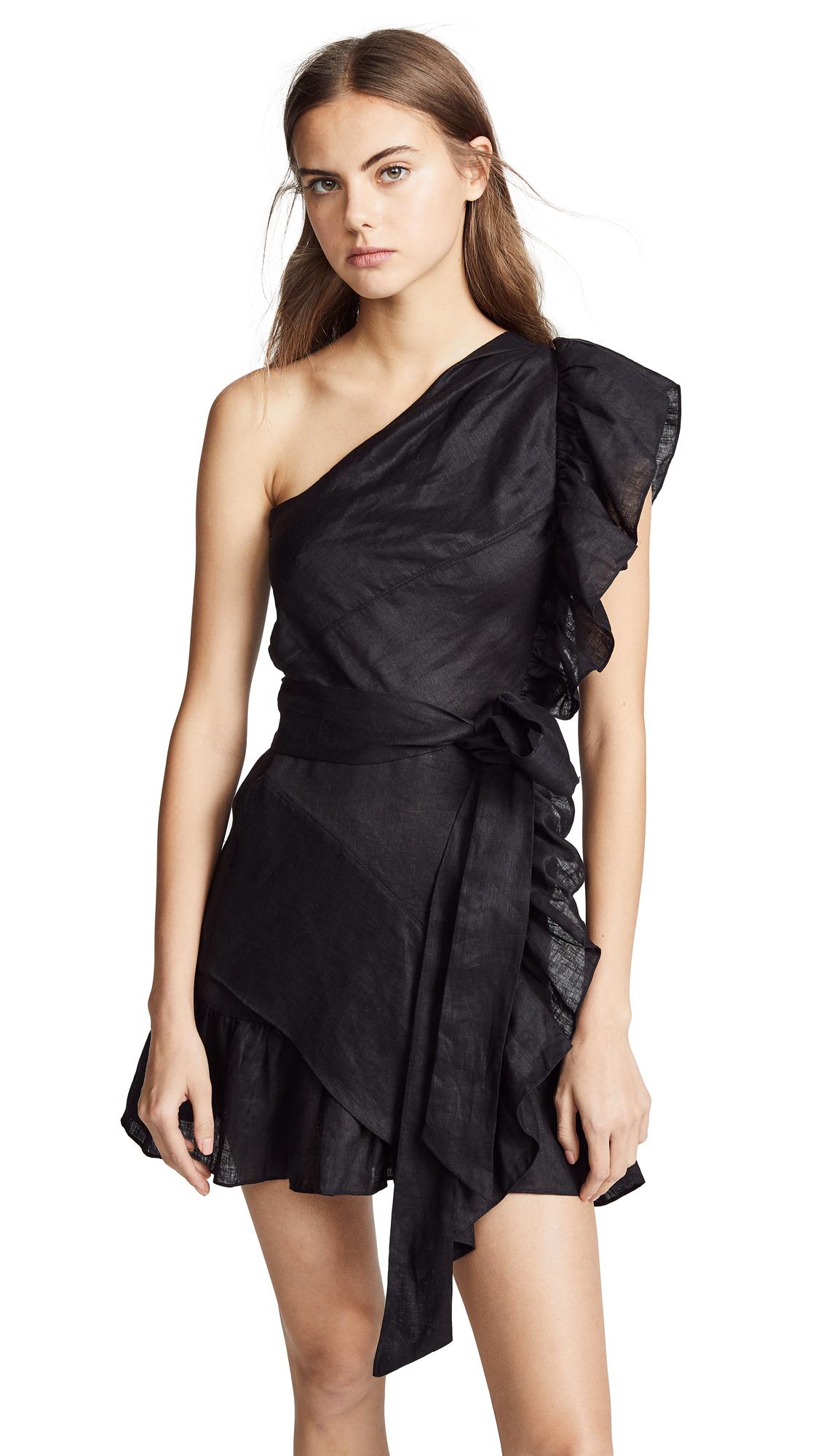 Isabel Marant Etoile Teller Dress - Black
