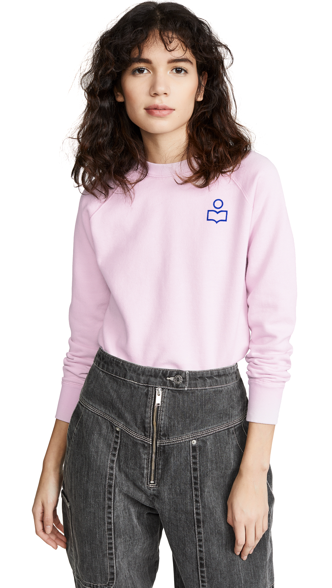Isabel Marant Etoile Milly Pullover - Pink