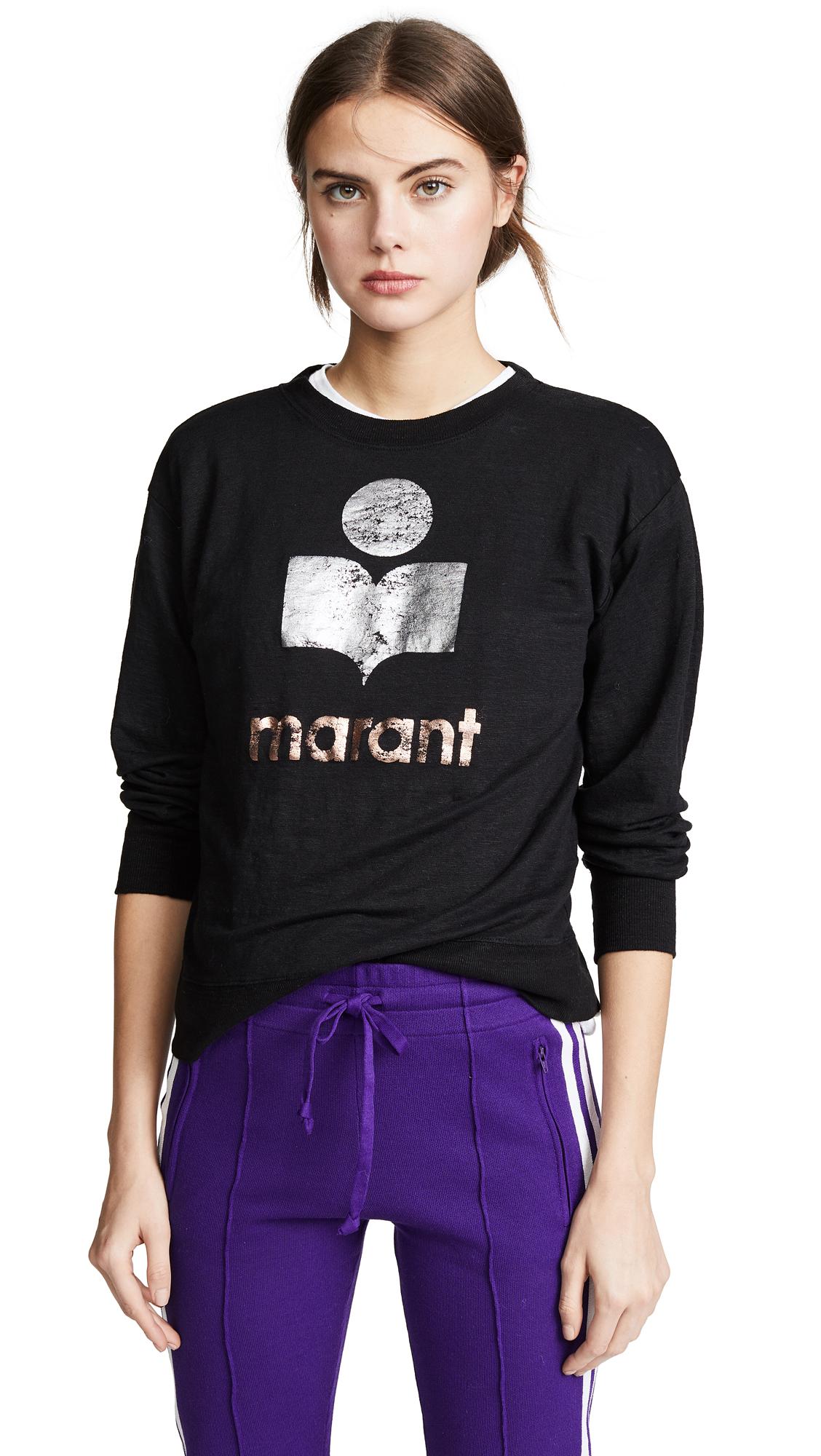 Isabel Marant Etoile Klowia Pullover - Black