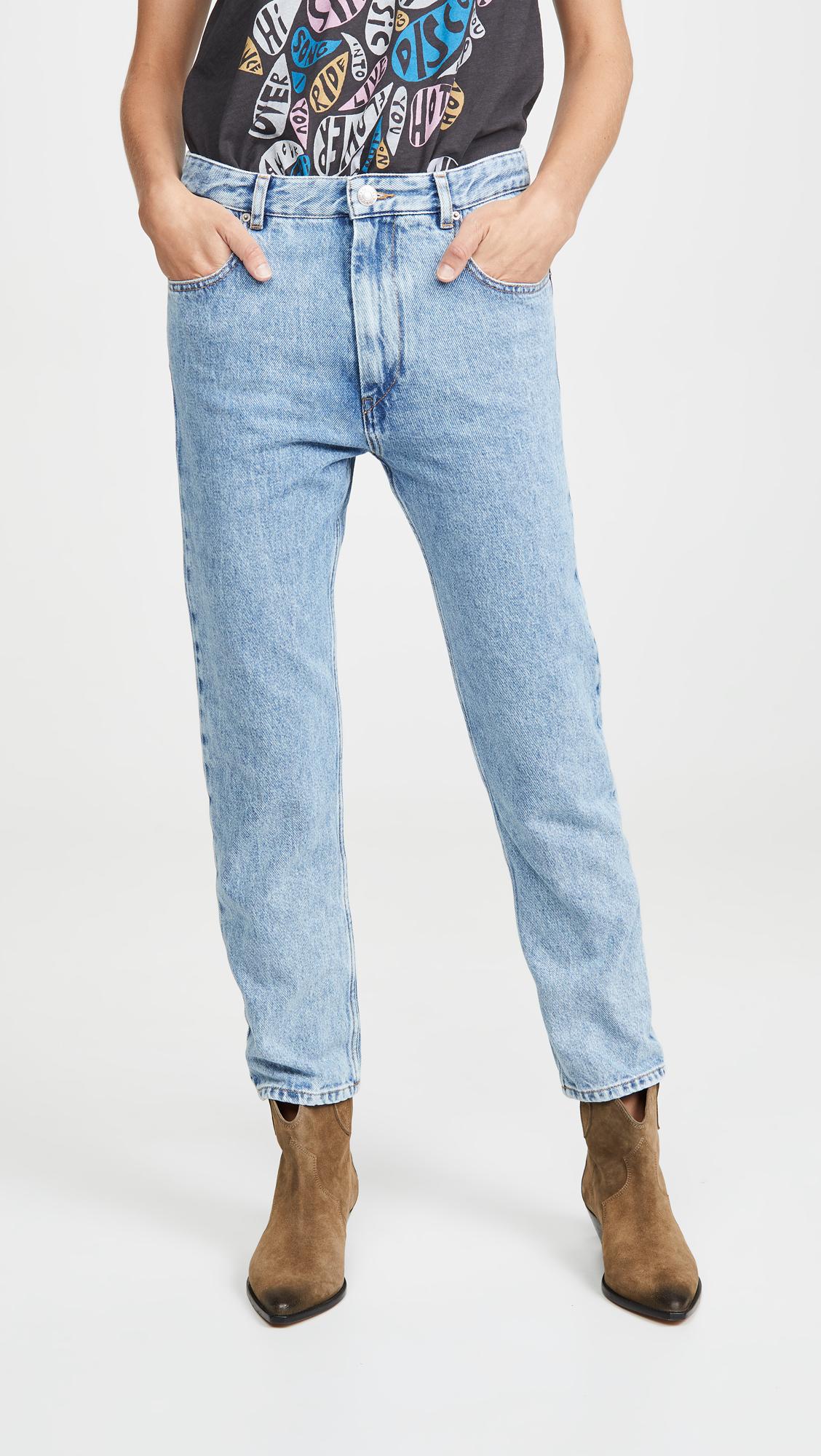 Isabel Marant Etoile Neaj Jeans Shopbop Save Up To 25 Use