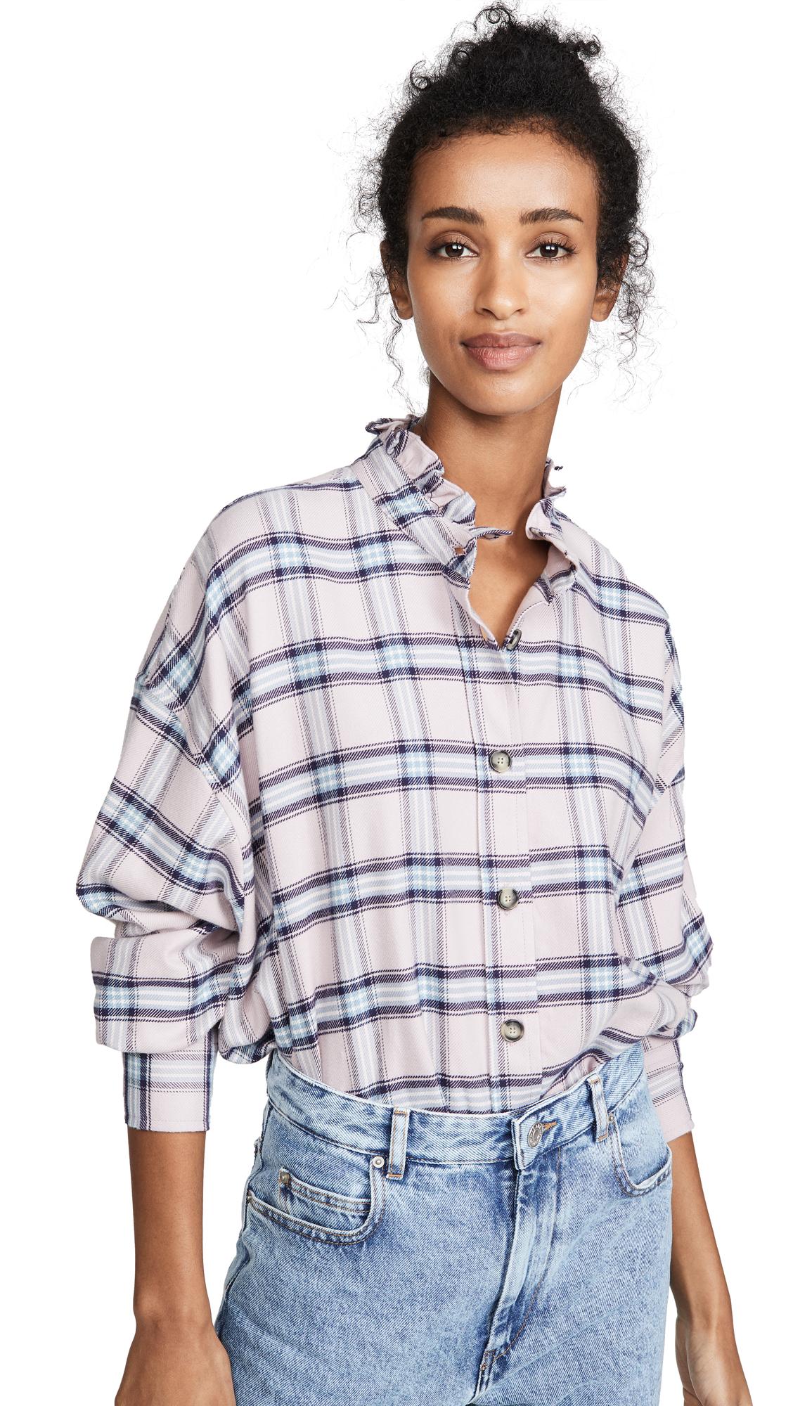 Buy Isabel Marant Etoile online - photo of Isabel Marant Etoile Ilaria Buttondown