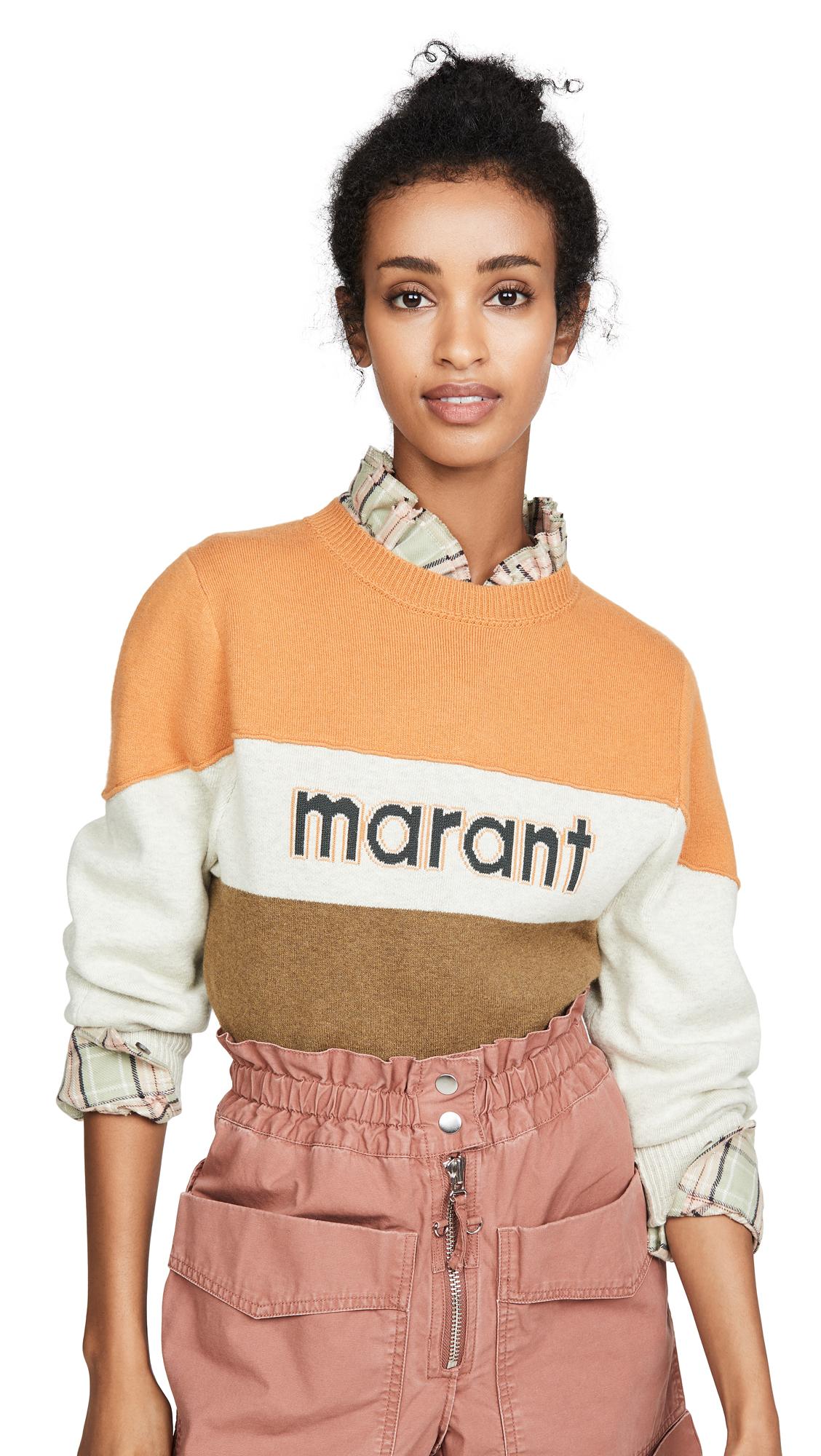 Buy Isabel Marant Etoile online - photo of Isabel Marant Etoile Kedy Pullover