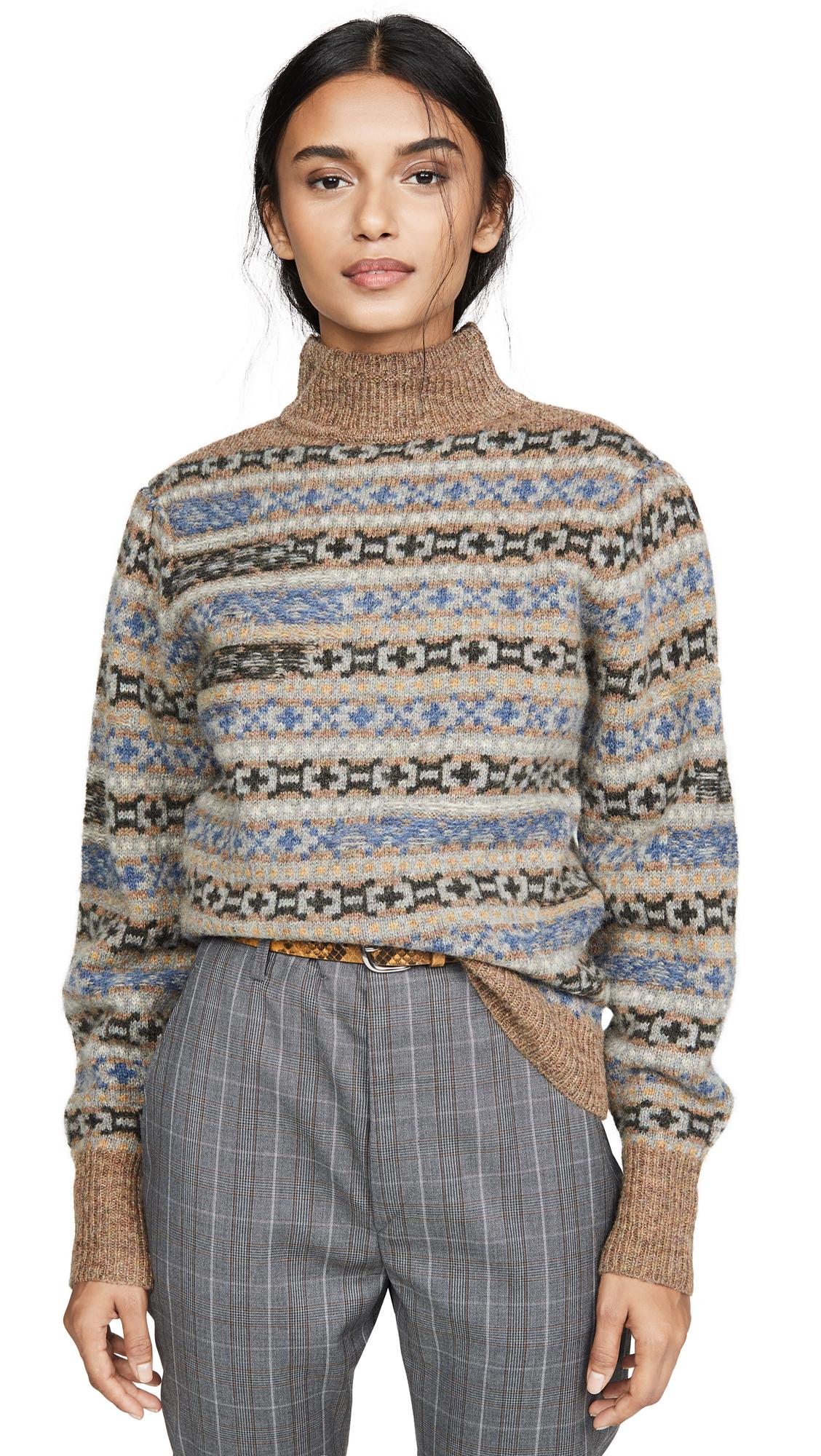 Buy Isabel Marant Etoile online - photo of Isabel Marant Etoile Ned Pullover